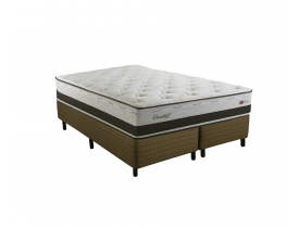 CAMA BOX KING HERVAL CARDIFF, MOLAS MAXSPRING 1.93x2.03