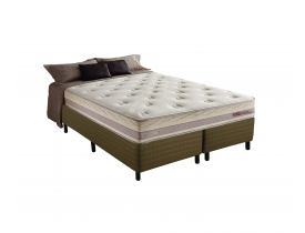 CAMA BOX KING HERVAL TOWER, DUPLA FACE, MOLAS MAXSPRING 1,93x2,03