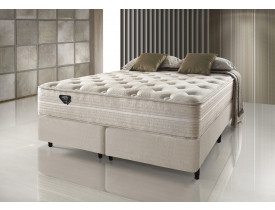 CAMA BOX CASAL ECOFLEX DIFFERENCE FRESH, MOLAS ENSACADAS (PHP) 1,38X1,88
