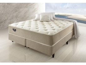 CAMA BOX CASAL ECOFLEX EXCELLENCE, MOLAS SUPERLASTIC 1,38X1,88